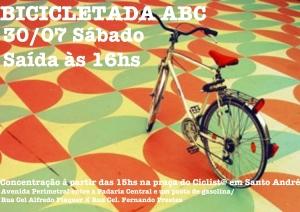 bicicletada abc julho 2011